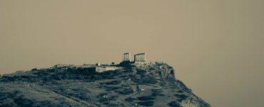 Sounio Athens Coast