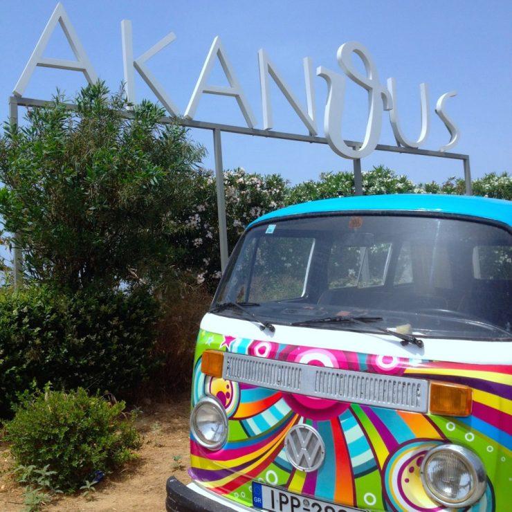 Akanthus Beach Club | Athens Coast