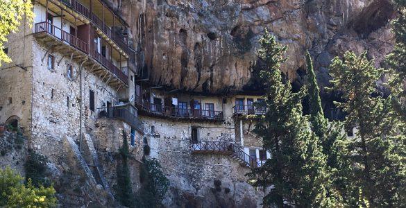 Monastery of John the Baptist | Arcadia, Greece